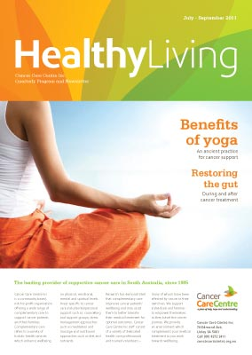 Cancer Care Centre Inc. - Healthy Living Magazine