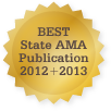 Best AMA Publication 2012-13