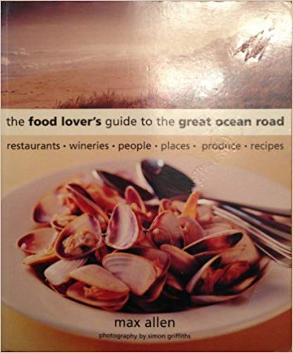 Book writing end editing - The food lover's guide to the Great Ocean Road