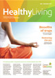 Writer and editor - Healthy Living Newsletter