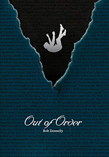 Out of Order - Rob Donnelly - Book Editor Writer Heather Millar